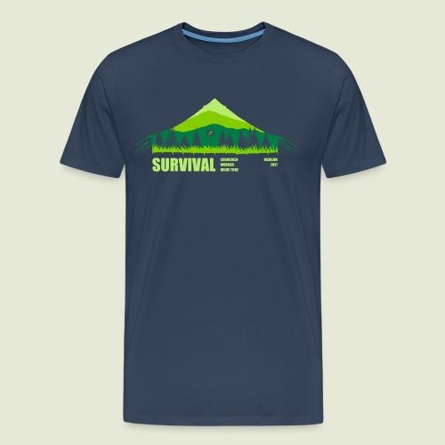 Zeltlager T-Shirt 2017 - Männer Premium T-Shirt