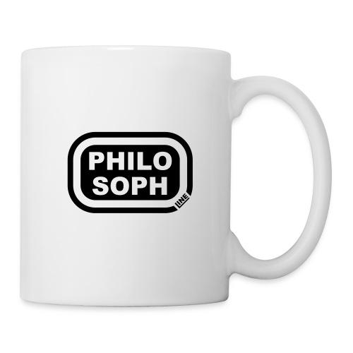 Philosophtasse - Tasse