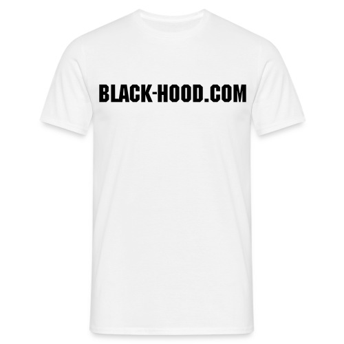 BLACK-HOOaD Fan-Shirt - Männer T-Shirt
