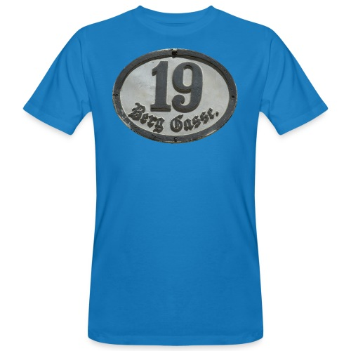 Sigmund Freud - Männer Bio-T-Shirt