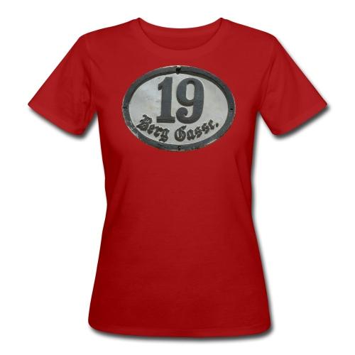 Sigmund Freud - Frauen Bio-T-Shirt
