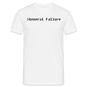 General failure - Men's T-Shirt