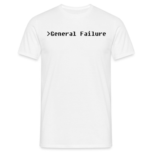 General failure - Men's T-Shirt