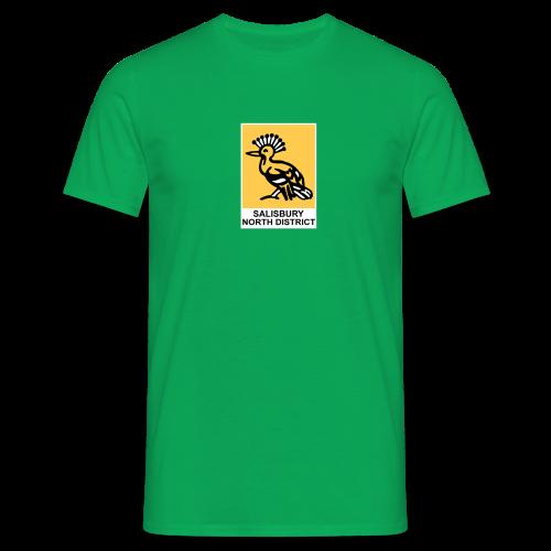 Boy Scouts Salisbury District North - Männer T-Shirt