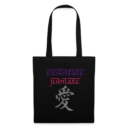 Exsultate Jubilate, Love - Tote Bag
