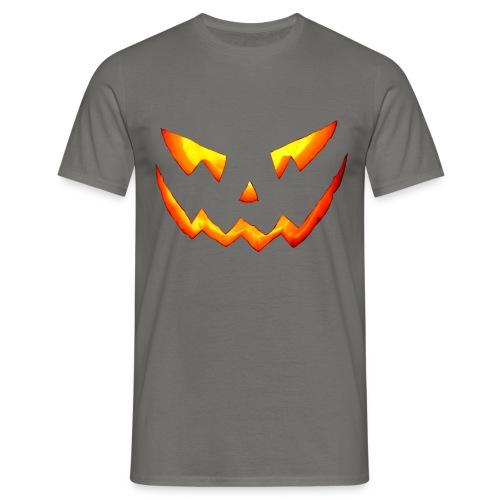 Tshirt Halloween Pumpkin - T-shirt Homme