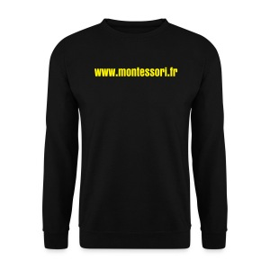 sweat Homme Montessori.fr - Sweat-shirt Homme