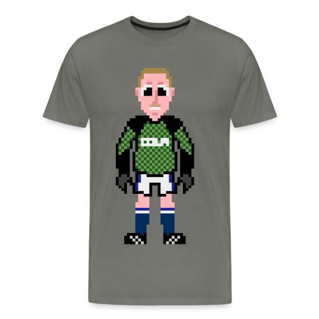 Tim Clarke Pixel Art T-shirt