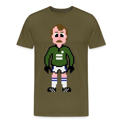 Brian Cox Pixel Art T-shirt - Men's Premium T-Shirt