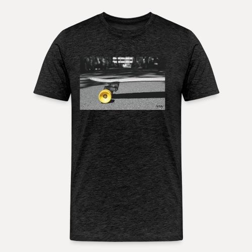 On the road - T-Shirt man - Männer Premium T-Shirt