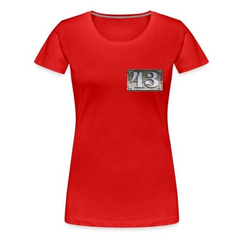 Karl Kraus - Frauen Premium T-Shirt