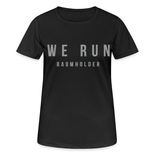 Frauen Laufshirt - Frauen T-Shirt atmungsaktiv
