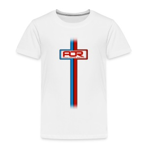 AOR Special Kids' T-Shirt - Blue and Red Stripes - Kids' Premium T-Shirt