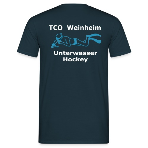 Männer TCO UWH T-Shirt - Männer T-Shirt