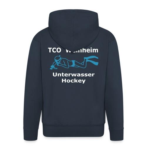 Herren TCO UWH Kapuzenjacke - Männer Premium Kapuzenjacke