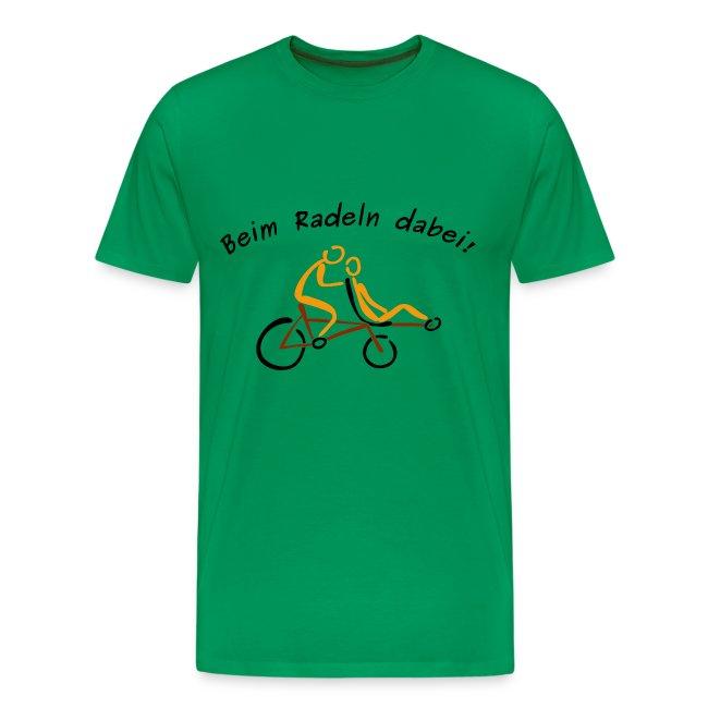 Beim Radeln dabei!