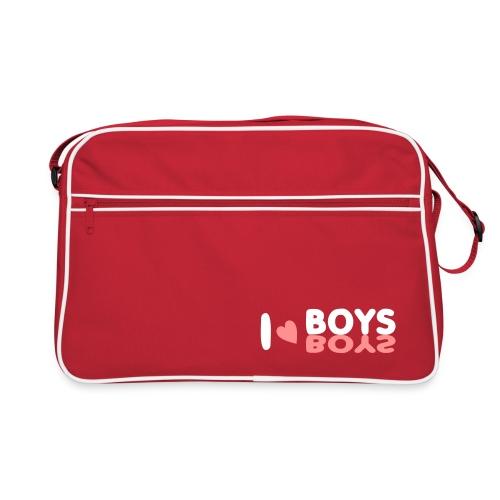 I LOVE BOYS - Sac Retro
