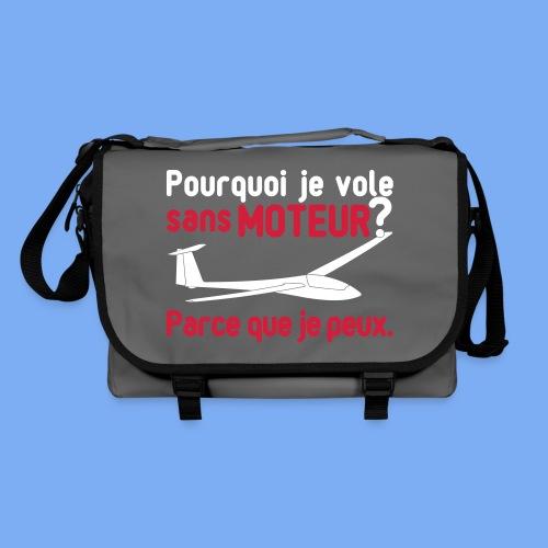 vol à voile sans moteur - Shoulder Bag