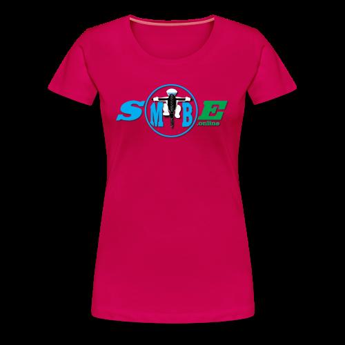 Ladies Send IT G T - Women's Premium T-Shirt