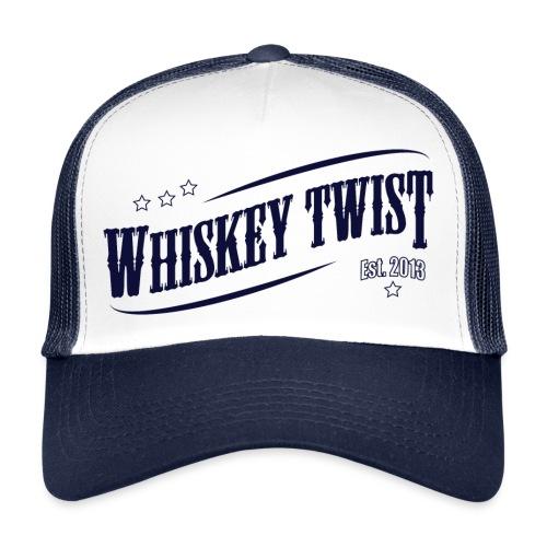 Whiskey Twist Trucker Cap - Trucker Cap