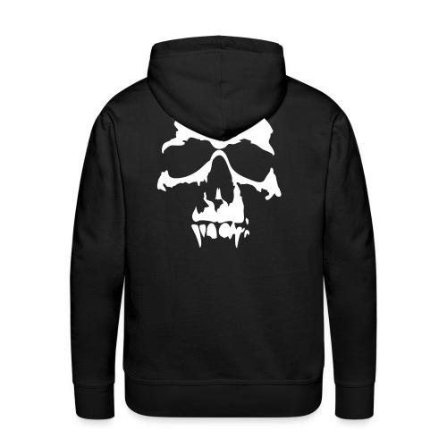 Pulse Skull - Premiumluvtröja herr
