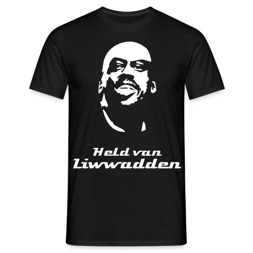Mark de Liwwadder - Mannen T-shirt