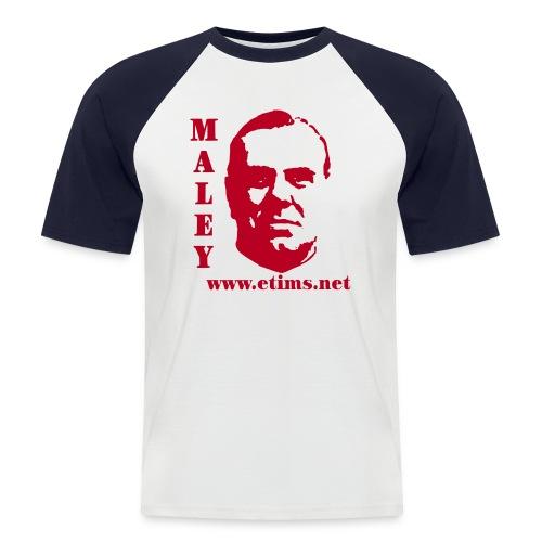 Maley - Raglan Shortsleeves - Men's Baseball T-Shirt