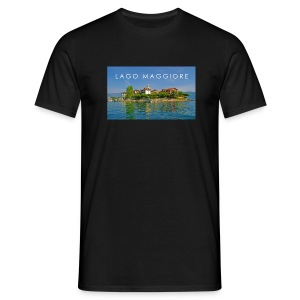 lac majeur Homme - T-shirt Homme