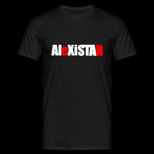 AleXiSTAR - Männer T-Shirt