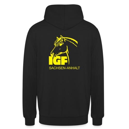 IGF Hoodie Männer - Unisex Hoodie