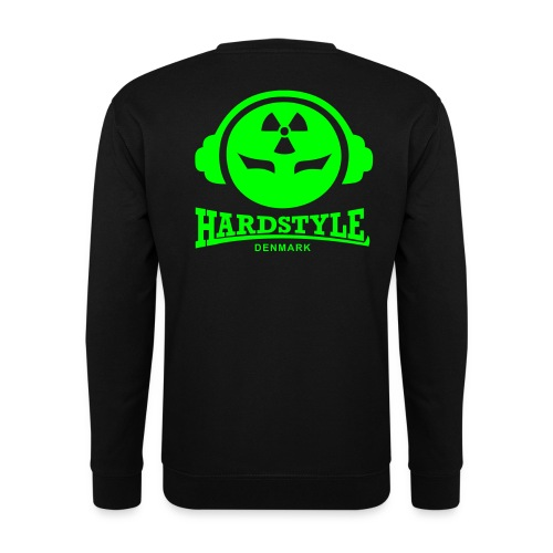 Hardstyle Denmark Head logo - Men's Sweatshirt