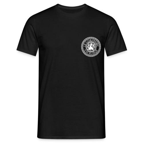 T shirt H logo archer - T-shirt Homme