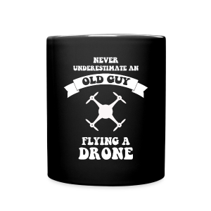 old man drone