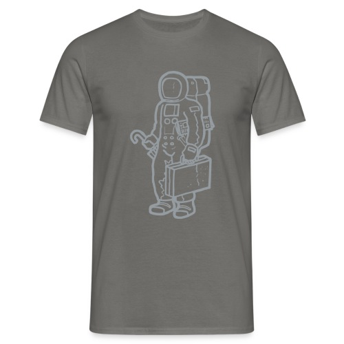 Hello Spaceman - Men's T-Shirt