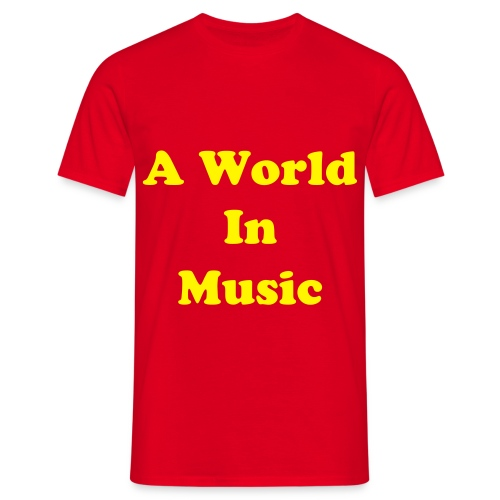 The new Music - T-shirt Homme