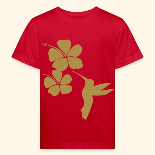 COLIBRI HIBISCUS - T-shirt bio Enfant