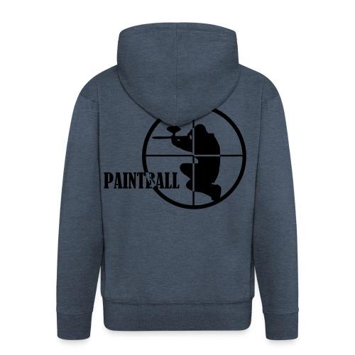 paintball - Veste à capuche Premium Homme