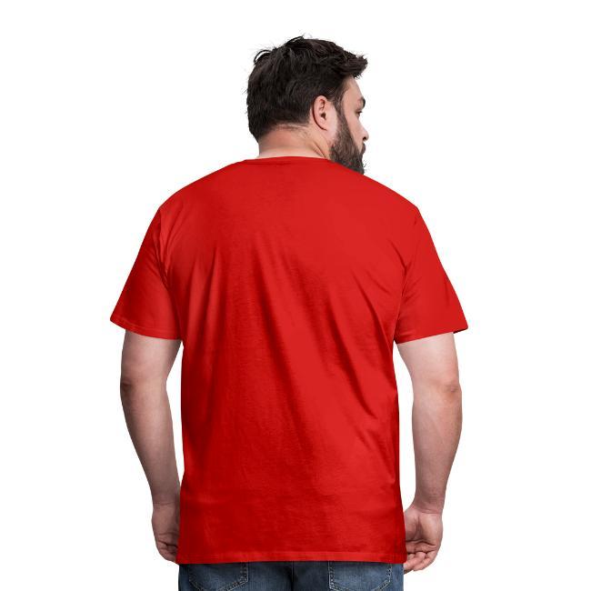 Be Strong - Männer T-Shirt
