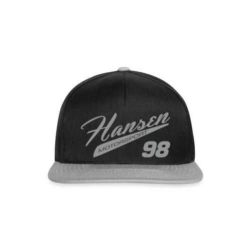 Hansen Motorsport Vintage Snapback - Snapback Cap