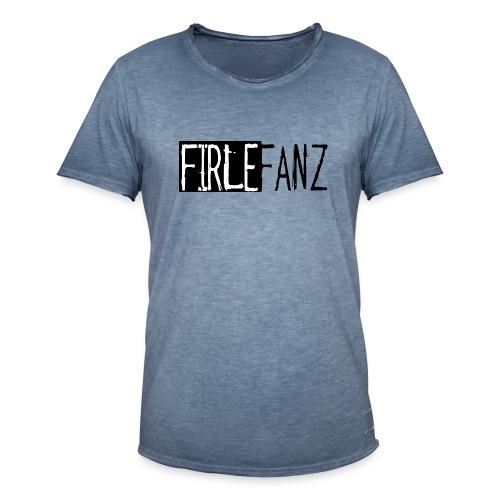 Firlefanz - Männer Vintage T-Shirt