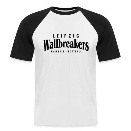 Wallbreakers-Baseball-T (Kurzarm) - Männer Baseball-T-Shirt