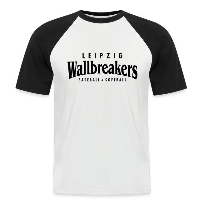 Wallbreakers-Baseball-T (Kurzarm)