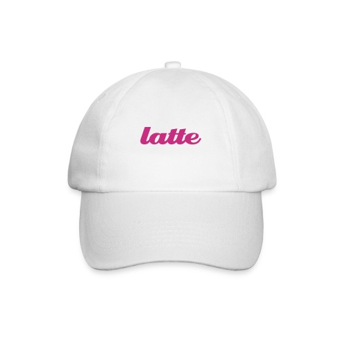 latte white - Baseball Cap