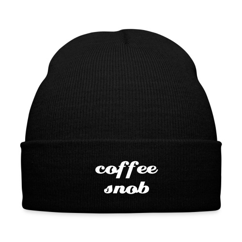 green coffee snob - Winter Hat