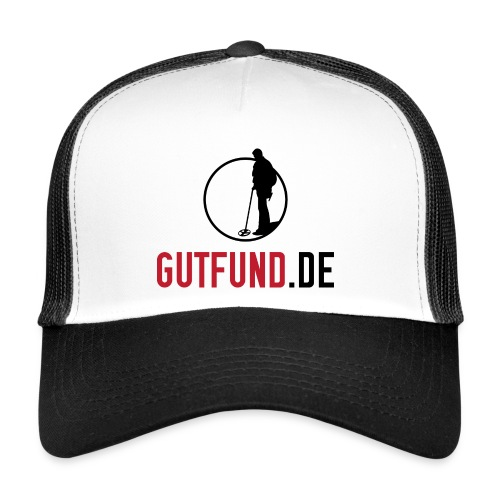 Tolles schickes Käppi gutfund.de - Trucker Cap