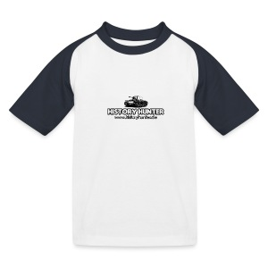 Historyhunter.de Shirt - Kinder Baseball T-Shirt