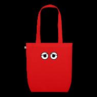 Väskor & ryggsäckar ~ Ekologisk tygväska ~ Kure Kure Eyes • Tote