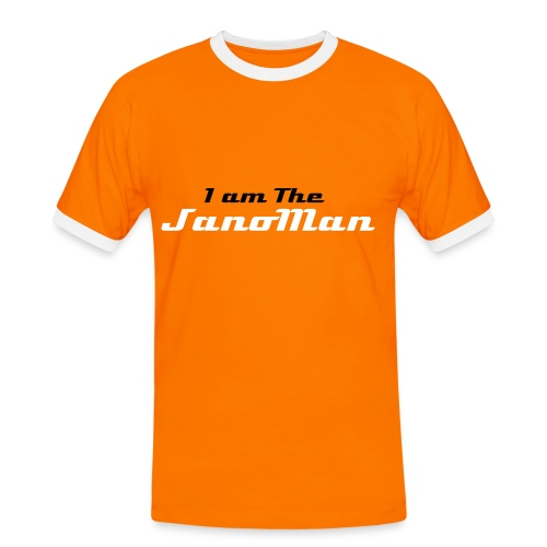 I am The... - Men's Ringer Shirt