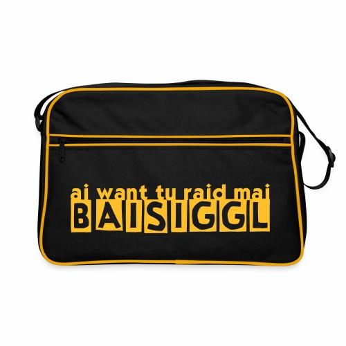 BAISIGGL Retro-Tasche - Retro Tasche