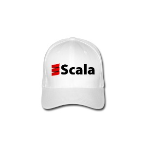 Flexfit Baseball Cap with Scala Logo - Flexfit Baseball Cap